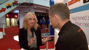 Infosecurity interview SMS PASSCODE